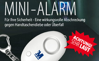 inmedias mini-alarm aktion