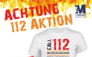 Achtung 112 Aktion