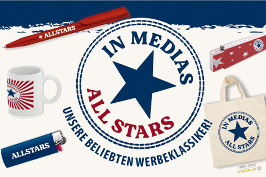in MEDIAS Allstars!